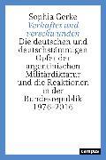 Cover-Bild zu Gerke, Sophia: Verhaftet und verschwunden (eBook)