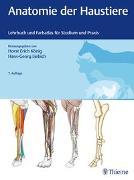 Cover-Bild zu König, Horst Erich (Hrsg.): Anatomie der Haustiere
