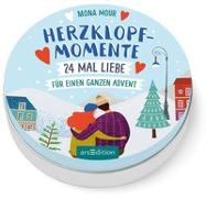 Cover-Bild zu Mour, Mona: Herzklopfmomente. 24-mal Liebe für einen ganzen Advent