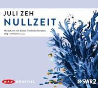 Cover-Bild zu Zeh, Juli: Nullzeit (Hörspiel, 1 CD)