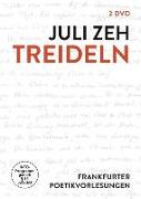 Cover-Bild zu Juli Zeh (Schausp.): Juli Zeh: Treideln - Fankfurter Poetikvo