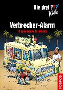 Cover-Bild zu Blanck, Ulf: Die drei ??? Kids, Verbrecher-Alarm