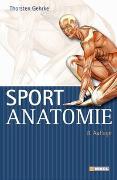 Cover-Bild zu Sportanatomie von Gehrke, Thorsten