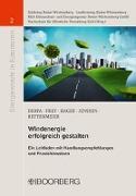 Cover-Bild zu Frey, Michael: Windenergie erfolgreich gestalten