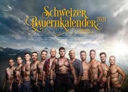 Cover-Bild zu Cal. Schweizer Bauernkalender Boys 2022 Ft. 56x40