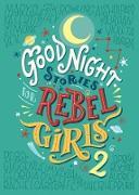 Cover-Bild zu Favilli, Elena: Good Night Stories for Rebel Girls 2 (eBook)