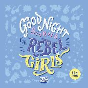Cover-Bild zu Favilli, Elena: Good Night Stories for Rebel Girls 2021 Wall Calendar
