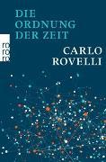 Cover-Bild zu Rovelli, Carlo: Die Ordnung der Zeit
