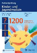 Cover-Bild zu Koch, Hans-Georg: Facharztprüfung Kinder- und Jugendmedizin (eBook)
