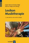 Cover-Bild zu Lexikon Musiktherapie von Decker-Voigt, Hans-Helmut (Hrsg.)