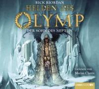 Cover-Bild zu Riordan, Rick: Helden des Olymp - Der Sohn des Neptun