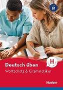 Cover-Bild zu Deutsch üben Wortschatz & Grammatik B1 von Billina, Anneli