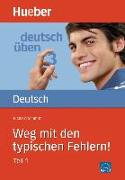 Cover-Bild zu Deutsch üben 03. Weg mit den typischen Fehlern 1 von Schmitt, Richard