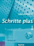 Cover-Bild zu Schritte plus 5+6. Intensivtrainer mit Audio-CD von Niebisch, Daniela