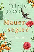 Cover-Bild zu Jakob, Valerie: Mauersegler