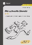 Cover-Bild zu Die schnelle Stunde Ethik von Thömmes, Arthur