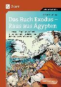 Cover-Bild zu Das Buch Exodus - Raus aus Ägypten von Thömmes, Arthur