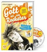 Cover-Bild zu Gott ist ein Rockstar von Thömmes, Arthur