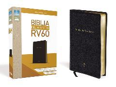 Cover-Bild zu Biblia del ministro Reina Valera 1960, Leathersoft, Negro / Spanish Ministers Bible RVR 1960, Leathersoft, Black