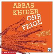 Cover-Bild zu Khider, Abbas: Ohrfeige (Audio Download)