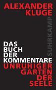 Cover-Bild zu Kluge, Alexander: Das Buch der Kommentare