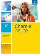 Cover-Bild zu Chemie heute 10. Arbeitsheft. Sekundarstufe 1. Sachsen