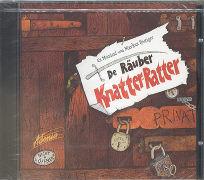 Cover-Bild zu Lehmann-Gugolz, Ursula: De Räuber Knatter-Ratter