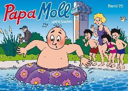 Cover-Bild zu Lendenmann, Jürg: Papa Moll geht baden (eBook)