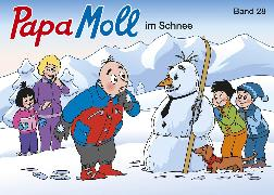 Cover-Bild zu Lendenmann, Jürg: Papa Moll im Schnee (eBook)