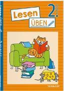 Cover-Bild zu Reichert, Sonja: Lesen üben 2. Klasse