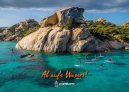 Cover-Bild zu Concepts, Paddle: Ab aufs Wasser! Stand Up Paddling Kalender 2020