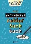 Cover-Bild zu Mein extradickes Fehler-Such-Buch (petrol) von Loewe Lernen und Rätseln (Hrsg.)