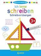 Cover-Bild zu Wisch und wieder weg - Ich lerne schreiben 3+ von Loewe Lernen und Rätseln (Hrsg.)