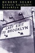 Cover-Bild zu Selby, Hubert: Letzte Ausfahrt Brooklyn