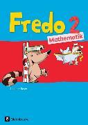 Cover-Bild zu Fredo - Mathematik 2. Schuljahr. Ausgabe B. Schülerbuch mit Kartonbeilagen. BY von Balins, Mechtilde