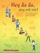 Cover-Bild zu Hey du da - sing mit mir! - Kopiervorlagen von Leibold, Roland