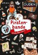 Cover-Bild zu Eck, Janine: Mach 10! Piratenbande - Ab 8 Jahren