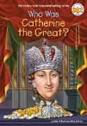 Cover-Bild zu eBook Who Was Catherine the Great?