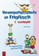 Cover-Bild zu Kids' corner: Bewegungsspiele in Englisch - 1. Lernjahr von Gegier, Birgit