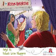 Cover-Bild zu Schwind, Kai: Die Alster-Detektive, Folge 8: Schock beim Shoppen (Audio Download)