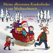 Cover-Bild zu Vahle, Fredrik (Gespielt): Meine allerersten Kinderlieder zur Weihnachtszeit