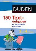 Cover-Bild zu 150 Textaufgaben 2. bis 4. Klasse von Butz, Steffen (Illustr.)