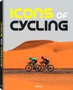 Cover-Bild zu Kirsten Van Steenberge: Icons of Cycling, Deutsche Ausgabe