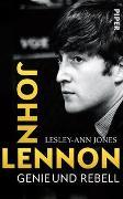 Cover-Bild zu Jones, Lesley-Ann: John Lennon