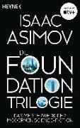 Cover-Bild zu Asimov, Isaac: Die Foundation-Trilogie