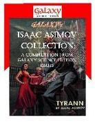 Cover-Bild zu Asimov, Isaac: Galaxy's Isaac Asimov Collection Volume 1 (eBook)
