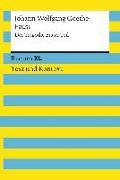 Cover-Bild zu Goethe, Johann Wolfgang: Faust. Der Tragödie Erster Teil. Textausgabe mit Kommentar und Materialien