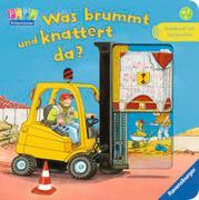 Cover-Bild zu Prusse, Daniela: Was brummt und knattert da?