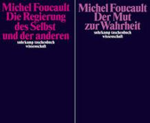 Cover-Bild zu Foucault, Michel: Die Regierung des Selbst und der anderen