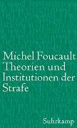 Cover-Bild zu Foucault, Michel: Theorien und Institutionen der Strafe